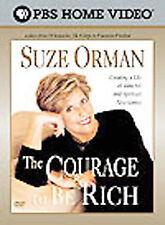 The Courage To Be Rich - Suze Orman (DVD, 2004, Full Frame)