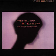 Bill Evans Trio - Waltz For Debby LP REISSUE NEW OJC
