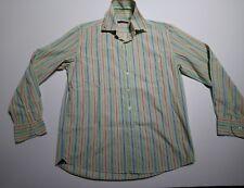 Armata di Mare Camicia Uomo Taglia XXL Multicolore Strisce Verticali Cotone