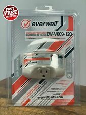 Pluggable Voltage Protector 120V 50/60Hz , 12A for Air conditioners & Fridges.