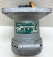 Appleton ADR6023 , 600V 60A 2W 3P Receptacle New without box