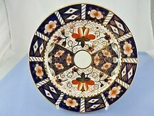 Royal Crown Derby Traditional Imari 1929 Bread Plate 2451