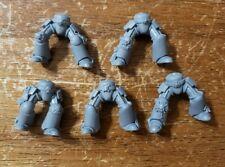 Warhammer 40k Space Marine Bits: Bts Terminator Engraved Legs x5