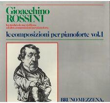 Rossini: Le Composizioni Per Pianoforte / Bruno Mezzena - LP