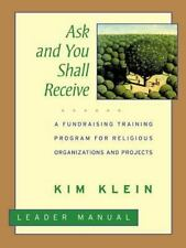 Kim Klein's Fundraising: Ask and You Shall Recieve Set : A Fundraising...