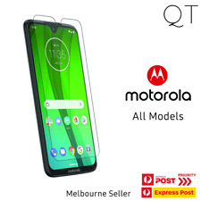 GENUINE Tempered Glass Screen Protector/Film for Moto G7 Z2 G6 G5s Play X4 E4
