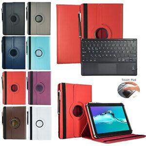 Tastatur Hülle mit Touchpad f Chuwi Hi10 Ultrabook  Tablet Tasche 10,1' 360 TP