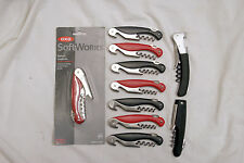 Lot Of 10 OXO Assorted TSA Confiscated Corkscrews - Bottle Openers Lot 171