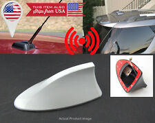 White Shark Fin Vortex Stereo Radio Aerial Signal Antenna  for Subaru Mazda