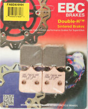 EBC Double-H HH Sintered Superbike Brake Pads / One Pair (FA604/4HH)