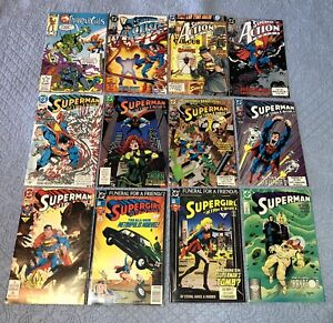Massive Comic Book Clearance- 65 comic books (VF+ - NM) Marvel, DC, Image, Indie