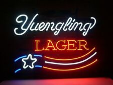"Yuengling Lager Beer Wall Decor Neon Light Sign 17""x14"""