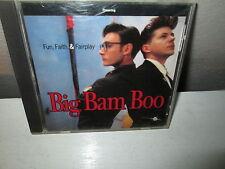 BIG BAM BOO rare British Soul Pop cd 10 songs 1980s