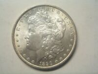 1890 P (Philadelphia mint) Morgan Silver Dollar hi-grade