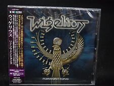 WIGELIUS R3INV3NT1ONS (Reinventions) + 1 JAPAN CD Eclipse Work Of Art