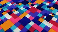 Nylon Lycra 4 Way Stretc Spandex fabric print Swimwear By the Yard