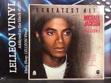 Michael Jackson 18 Greatest Hits Inc Jackson 5 STAR2232 Motown 80's Soul LP R&B
