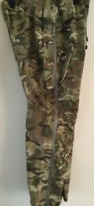 """Waterproof and Breathable """"goretex"""" latest MTP Trousers full leg zip Very Good"""