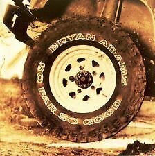 BRYAN ADAMS So Far So Good  Best Of Greatest Hits CD NEW SEALED