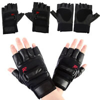 Weight Lifting Gym Fitness Workout Exercise Training Body Building Sports Gloves