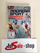 PC juego radrenn Sport Manager Pro 2013