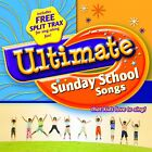 Ultimate Sunday School Songs : That Kids Love to Sing CD