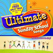 Ultimate Sunday School Songs : That Kids Love to Sing - Various (CD)