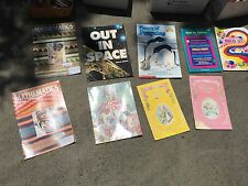 """Lot Set Of 9 Read Aloud Big Books Giant Picture Books For Classrooms (about 22"""")"""