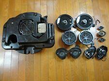 Bose 12-Piece Set Porsche Cayenne Car Speakers Sound System 2003-2010