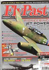 Flypast 2013 June Seafire,F-101 Voodoo,Meteor,Bf109,He162,Ar234,Yak C-11