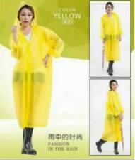 Fashion Rain Coat (Yellow)
