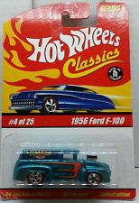 Hot Wheels 1956 Ford F-100 Hot Wheels Classics Series 1 4/25 (318)