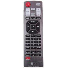 GENUINE LG REMOTE CONTROL AKB73575421 SUITS SOUND BARS - NB3530A & NB4530A