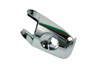 Ford Explorer front driver chrome exterior door handle Lock Cylinder Cap OEM