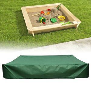 Sandpit Cover Outdoor Plane Sandbox Waterproof Furniture UV Rain Dust Protector