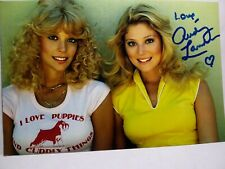 AUDREY LANDERS  Authentic Hand Signed Autograph 4X6 Photo - SEXY ACTRESS