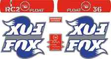 FOX 36 RC2 Float 2007 Forks / Suspension Factory Decal Kit Sticker Adhesive Set