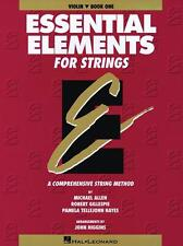 Essential Elements for Strings Violin Book 1 4619001
