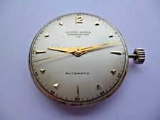 Mens Ulysse Nardin chronometer automatic watch movement running but needs work