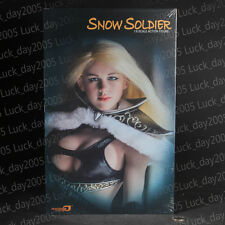 PHICEN Super Flexible Seamless Female Body Snow Fairy Soldier 1/6 FIGURE w/ Base