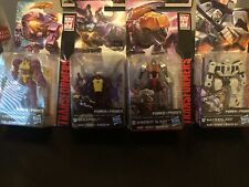 Transformers Power of the Primes Voyager Class Lot of 4