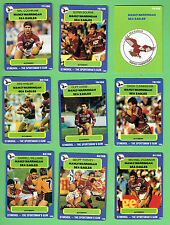 1990  MANLY SEA EAGLES  STIMOROL RUGBY LEAGUE CARDS