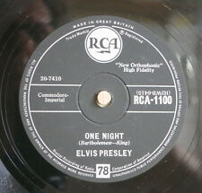 Elvis Presley / One Night & I Got Stung (160-113)
