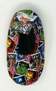 Avengers Slipper Boys 1-Pair M/L 13-4