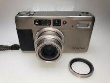 Contax T VSII Titian Vario Sonnar 3,5-6,5/28-56 Kompaktkamera