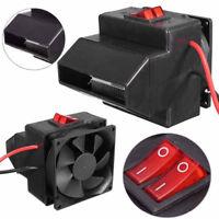 12V 300W Coche Vehículo Portátil Ajustable Calentador Calefacción Ventilador