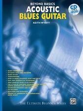 Acoustic Blues Guitar (The Ultimate Beginner Series)