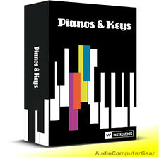 Waves PIANOS & KEYS Collection Audio Software Instrument Plug-in Bundle NEW