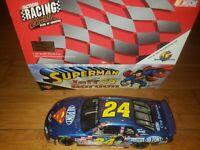 Jeff Gordon  #24 Dupont/Superman 1999 Chevy Monte Carlo Action NASCAR 1:24 NIB