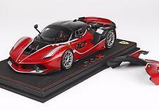 Ferrari FXXK OPEN Red  1/18 lim.ed.159 pcs Display P18119OPEN  BBR